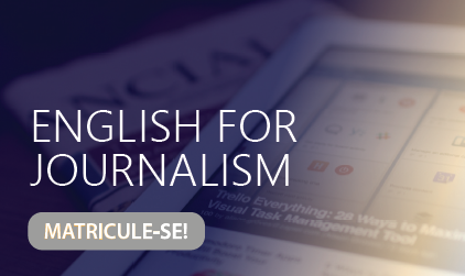 English for Journalism